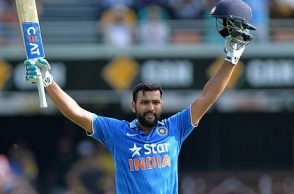 Rohit Sharma creates history