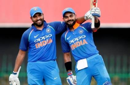 Rohit Sharma The Best One-Day Player In The World: Virat Kohli