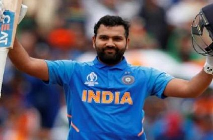 Rohit Sharma trolls ICC after best pull shot says someone missing
