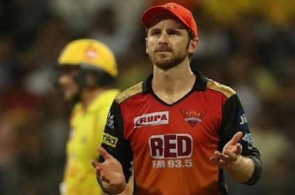 RR Mocks SRH Over Kane Williamson\'s Batting Skills, Latter Reacts