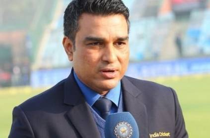 Sanjay Manjrekar reacts after being removed BCCI commentary panel