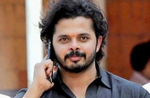 Sreesanth back on cricket field for an exhibition match
