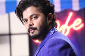 Sreesanth to star in upcoming film 'Aksar 2'