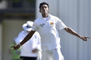 Sri Lanka recall Chameera, gamage for final Test against India