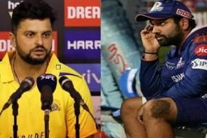 Suresh Raina Has The 'BEST Reaction' After Rohit Sharma Returns To Action in SRHvsMI Clash