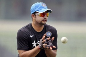 Suresh Raina returns to NCA for fitness evaluation