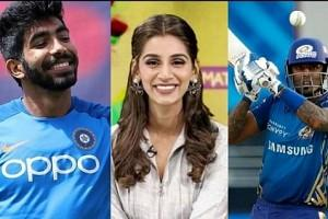 Did Suryakumar Yadav know 'Bumrah - Sanjana Ganesan' marriage? - Netizens debate on Suryakumar's old tweet to Sanjana - Details