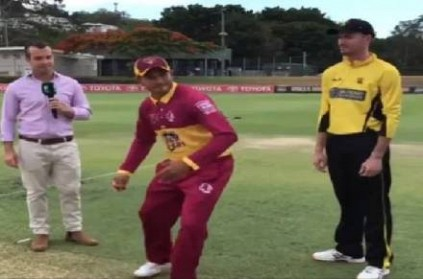 Usman Khawaja Throws Coin Rather Than Tossing It: Video Viral
