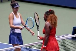US Open 2020: Serena Williams Defeats Tsvetana Pironkova in a Hard fought Match, Closer to 24th GS title | WATCH