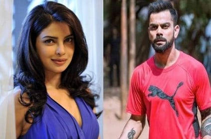 Virat Kohli and Priyanka Chopra on Instagram rich list.