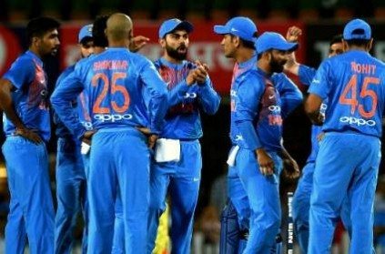 Virat Kohli And Team India To Wear Orange Colour Jerseys On June 30