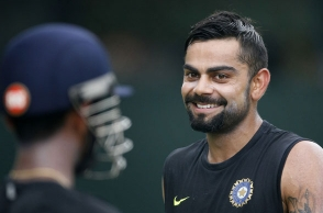 Virat Kohli breaks MS Dhoni's major record