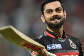 Virat Kohli has never been auctioned