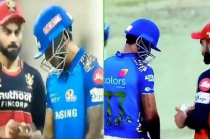 Video: Suryakumar Yadav Leaves Virat Kohli 'Red-Faced' After RCB's Skipper Tries To Sledge Him During Match; Twitter Roars!