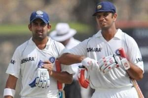 Unfortunate that we do not give Rahul Dravid enough credit for his captaincy: Gautam Gambhir