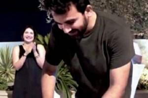 AfterVirushka,Is Zaheer Khan and Sagarika Ghatge Expecting Their First Child? Baby Bump Breaks Internet!