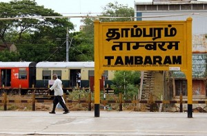 Tambaram railway station getting ready to become another terminal