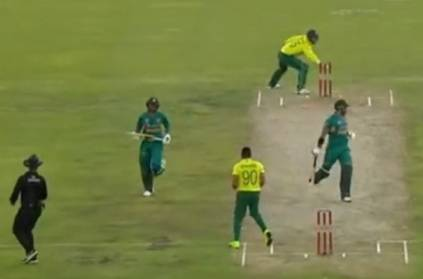 Shoaib Malik\'s run-out is the Longest decision ever