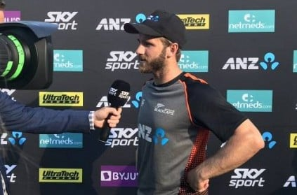 we know india come back strong, Say new zealand captain
