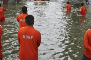 50 people from NDRF reach Chennai