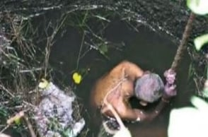 74-year-old man slips into 50 feet well, survives there for three days