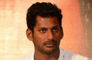 Actor Vishal meets TTV Dhinakaran