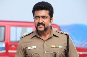 Suriya responds to fans protest