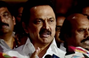 MK Stalin lashes out at those threatening Vairamuthu