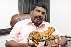BJP controls AIADMK government, says Thirumavalavan