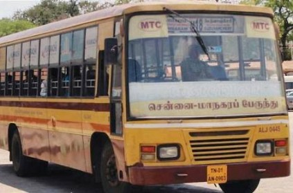 Chennai: 200 Buses for Convenience of Govt and Health Workers