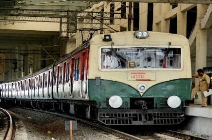 chennai suburban electric train service to resume from october 7