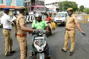 Chennaiites who violate COVID-19 lockdown norms end up with vehicles seized