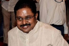 Dhinakaran plans statewide tour from Aug 14