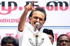 DMK holds agitation against NEET