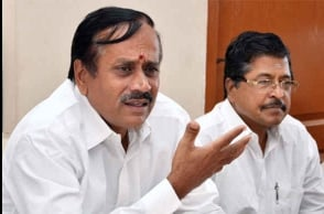 "DMK is against ""Aanmeega Arasiyal"": H Raja"