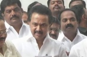 DMK stages walkout from TN Assembly