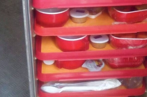 Drugs found in Air India food trolley