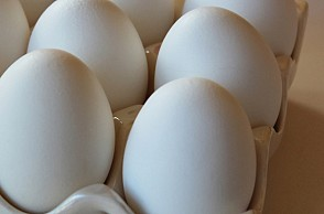 Egg prices in city shoot up