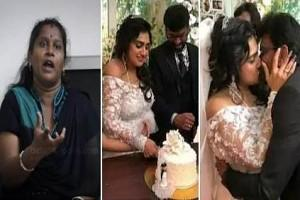 VIDEO: 'He Married her before getting Divorced', Ex- Wife opposes Actress Vanitha's Marriage!