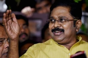 EPS is an accidental CM: Dhinakaran