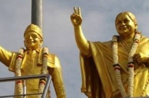 First statue of Jayalalithaa installed