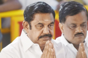 Flooding was prevented because of quick action: Edappadi Palaniswami