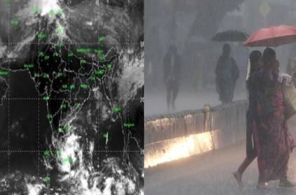 Heavy Rain alert in TN districts including Chennai