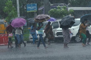 Heavy rain to continue in Tamil Nadu till Friday: Met Department