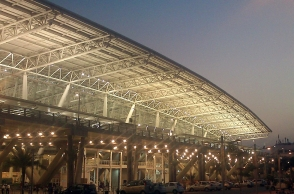 Huge change in the Chennai airport