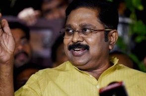 It's time to dissolve the government: TTV Dhinakaran