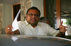 Karti Chidambaram moves HC against 'look out' circular