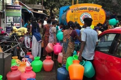 Kerala offers 20 lakh litres of drinking water, Tamil Nadu accepts