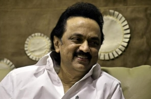 MK Stalin talks about political alliance with Rajinikanth