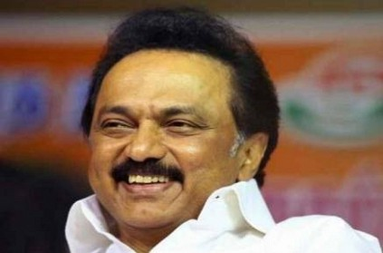 No confidence motion in TN assembly Stalin says wait and see
